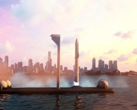 Летим от Лос Анджелис до Дубай за 30 минути за 100 долара и то... с ракета! ВИДЕО