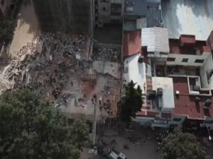 Ново земетресение разлюля Мексико