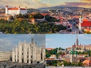 Само на 50 евро от Пловдив!Вижте Рим и Лондон с джобни пари СНИМКИ