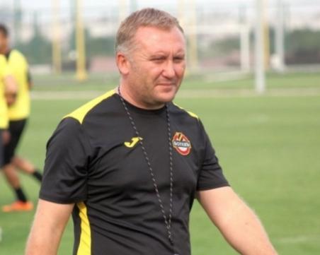 Николай Киров: Имам забележки към играта в защита