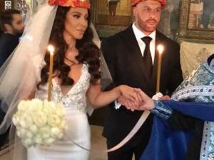 Маги Желязкова се омъжи за втори път СНИМКИ