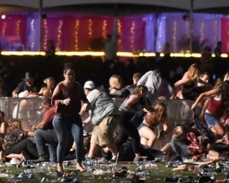 Ислямска държава пое отговорност за стрелбата с 50 убити в Лас Вегас