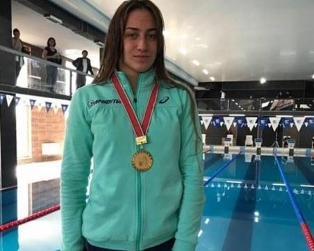 Пловдивска надежда в плуването с цели 6 златни медала в Косово