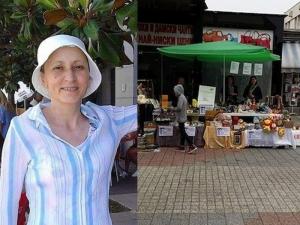 Базар в Пловдив събра над 1500 лева за онкоболна жена СНИМКИ