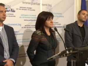 Делян Добрев си депозира оставката, от ГЕРБ подхванаха мъжа на Корнелия Нинова