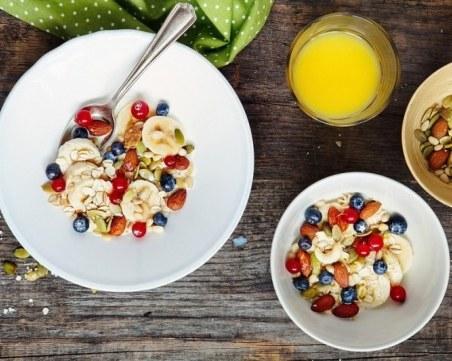 Здравословни и вкусни закуски, с които да започнете деня си
