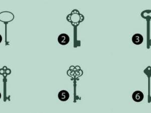 Кой ключ избра? Разбери каква личност си СНИМКИ