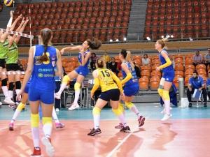 Марица загуби от Бурса на Купа Пловдив, утре играе с румънки
