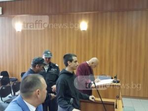 Пловдивчанинът, обвинен в присвояване на 400 000 от Грабо, твърди, че друг е източвал парите ВИДЕО+СНИМКИ