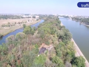 Проектът за Втори гребен канал в Пловдив  – водно огледало, острови, водни ски и над 20 атракции ВИДЕО