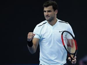 Отличен Григор на полуфинал в Пекин, наред е Надал ВИДЕО