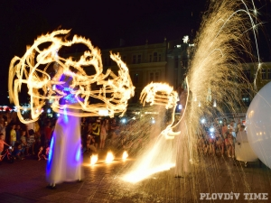 Огнена скулптура ще озари Пловдив! Остров Адата оживява