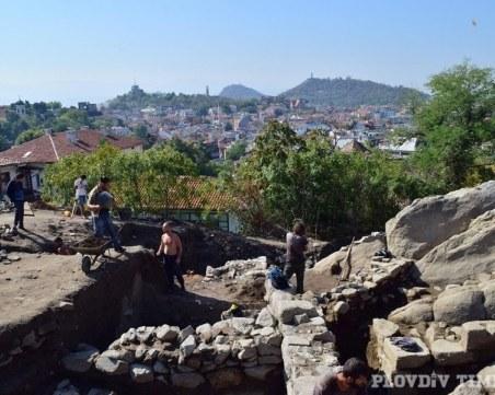 Археолози откриха съкровища на Небет тепе СНИМКИ