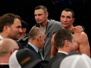 Виталий Кличко иска да мъсти за брат си на Джошуа