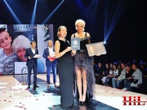 Рекордьорката на Гинес Ваня Иванова получи престижно отличие ВИДЕО