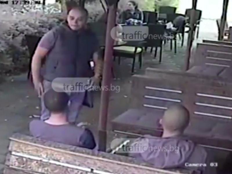 Младежи направиха бомба на заведение в Кючука! Познавате ли ги? ВИДЕО