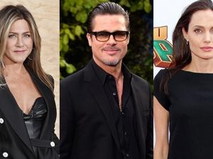 Ето ги скандалните любовни триъгълници на Холивуд СНИМКИ