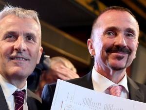 Еднополова любов: Български архитект сключи брак с германски депутат ВИДЕО
