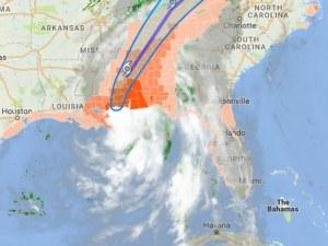 Нов ураган удря Щатите с ветрове със скорост 136 км/ч