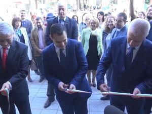 Прерязаха лентата на новото бижу в Медицински университет-Пловдив ВИДЕО