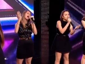 Ето го невероятното изпълнение на пловдивчанките от 4 Magic в X Factor! ВИДЕО