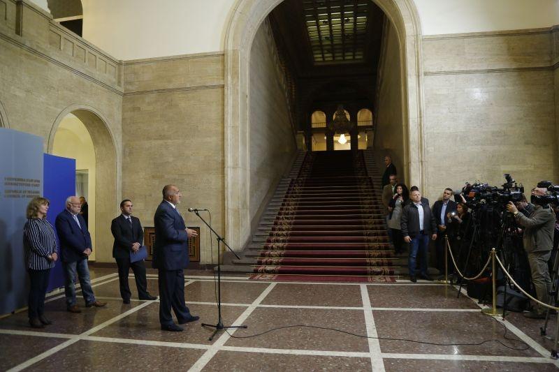 """Борисов: Не само решихме проблемите с """"Емко"""", но и държавата ще спечели 6 млн. лева повече"""