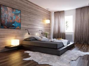 Идеалната спалня според фън шуй СНИМКИ