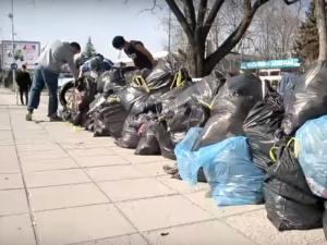 """Музика и екология в едно - банда предлага """"метъл за смет"""" в Пловдив"""