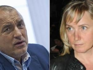 Дело за клевета на хоризонта: Елена Йончева иска 20 хиляди от Бойко Борисов