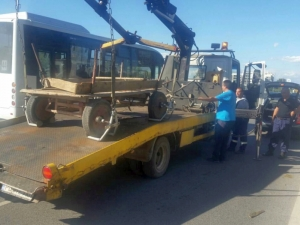 Каруцари взеха Пловдив за бащиния! Репатрираха още едно возило с жива сила СНИМКА