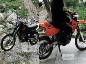 Вилнее ли група за кражби на специални мотоциклети в Пловдив? СНИМКИ