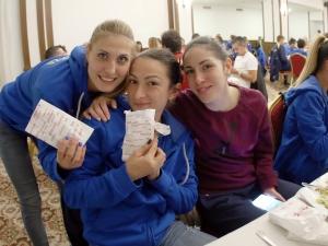 Луди танци на купона на Марица след Купа Пловдив ВИДЕО