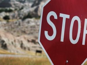 "Не спираш на знак ""Стоп"" - губиш книжката си"
