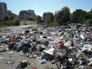 Сметищни пейзажи от Пловдив - боклуци и воня загрозяват града СНИМКИ