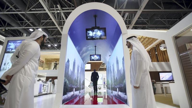 Край на гишетата за проверка в летищата в Дубай, заменя ги виртуална риба