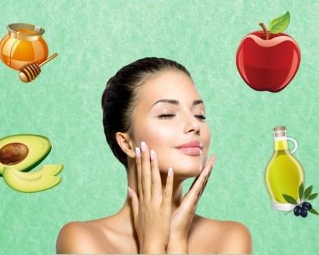 Освежете кожата на лицето през есента с домашни маски
