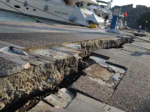 Силен трус разтресе гръцки острови тази нощ