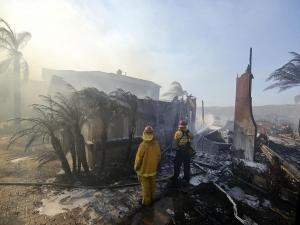 Жертвите на опустошителните пожари в Калифорния вече са 21