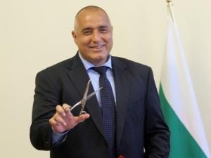 Борисов пристига в Пазарджик, реже лентата на новото депо