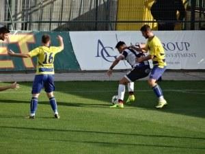 Марица отнесе 10 от Локомотив ГО в последния си мач в Коматево