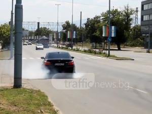 Джигитите на пътя горят много повече гориво