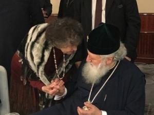 Стоянка Мутафова: Патриархът ме благослови за дълъг живот, но и това ми стига