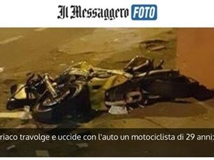 Пиян български шофьор уби полски гражданин край Рим