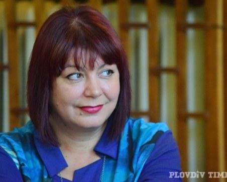 Честито на Нина Найденова! Режисьорката остава начело на Пловдивската опера