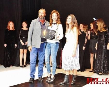Най-талантливата млада фризьорка се казва Райа Райчева СНИМКИ