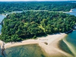 Остров Досорис се продава! Ако искате да станете собственик, заделете си 125 милиона СНИМКИ