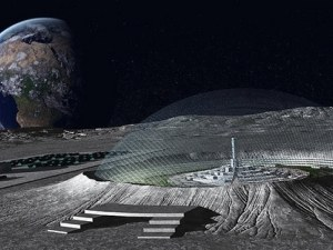 Откриха огромна пещера на Луната, колонизацията може да започне от там