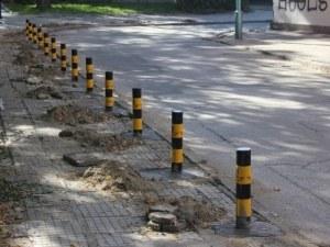 Антипаркинг колчета вкарват в ред наглеците в Пловдив, паркиращи където си искат