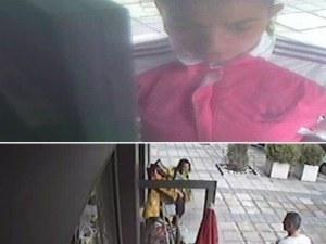 Пловдивската полиция издирва тази жена - теглила пари с открадната карта СНИМКИ