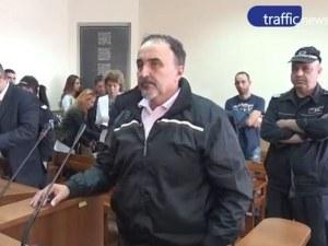 Полицейският шеф от Пловдив през сълзи за решението на съда: Това е истината ВИДЕО
